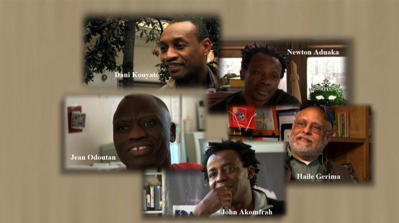 Immaginari in esilio. Cinque registi d'Africa si raccontano di Daniela Ricci